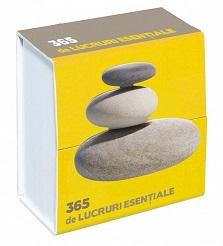 365 de LUCRURI ESENTIALE - calendar [0]