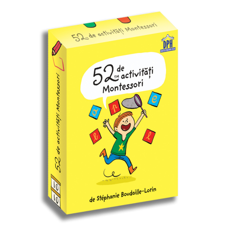 52 de Activitati Montessori [0]