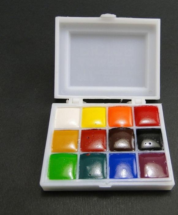 Acuarele Pictor - 12 culori [0]
