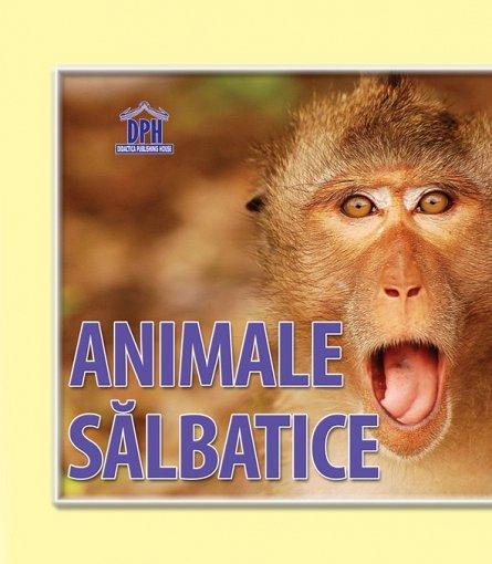 Animale sălbatice - carte pliata [0]