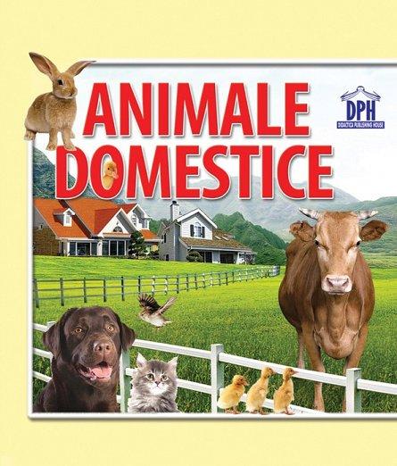 Animale domestice - carte pliata [0]