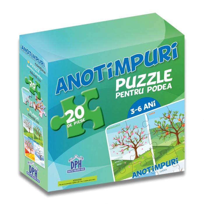 ANOTIMPURI - puzzle podea 50/70 + afis 50/70 [0]