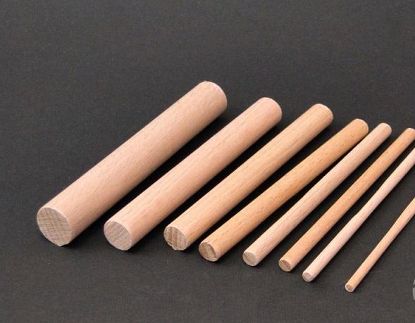 Betisoare confectionate din lemn, instrument folosit pentru pictura cu puncte - punct cu punct (dotting art) 0