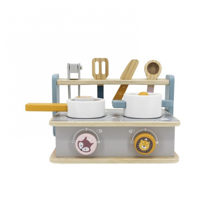 Bucătărie portabilă - aragaz si gratar PolarB Viga [3]