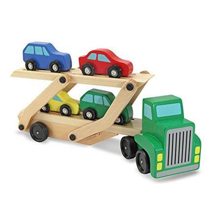Camion cu platforma si 4 masinute [0]