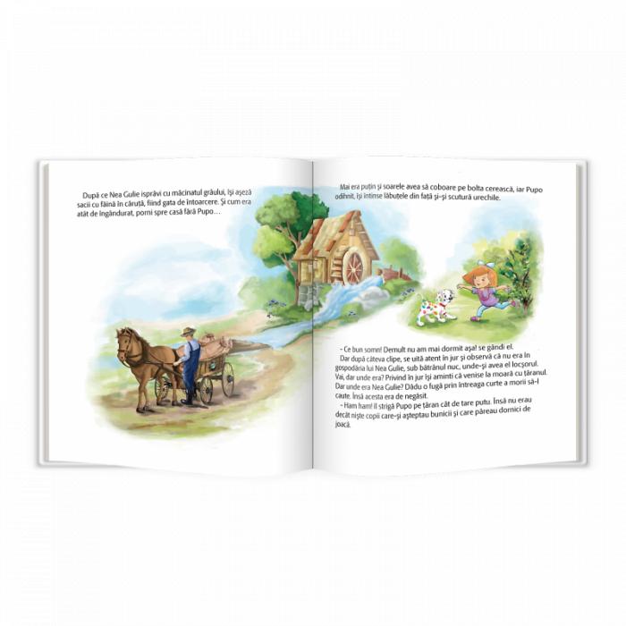 Carte educativa Pupo invata sa fie curajos [2]
