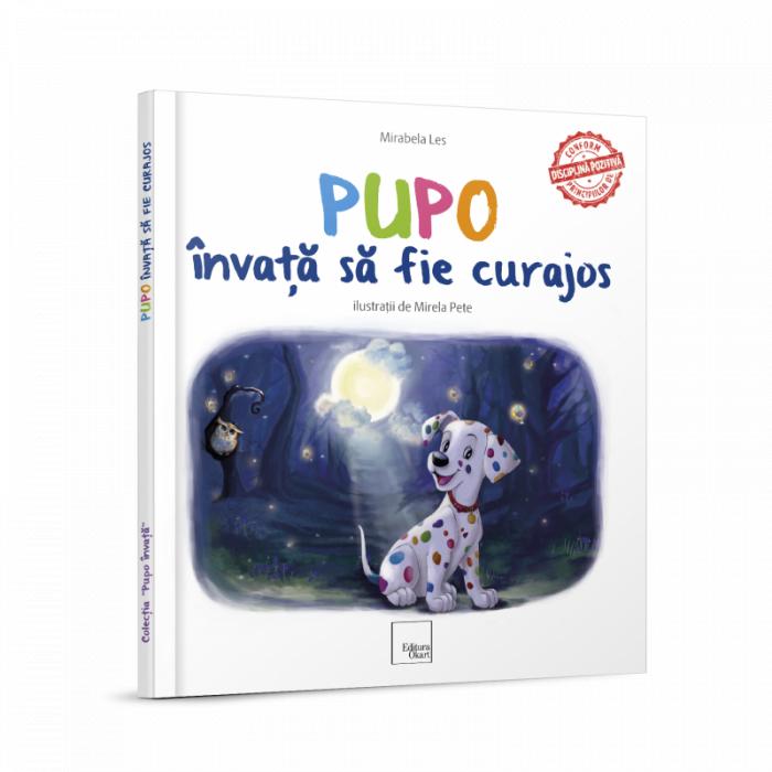 Carte educativa Pupo invata sa fie curajos [0]