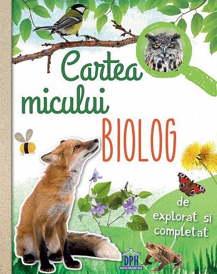 Cartea micului biolog [0]