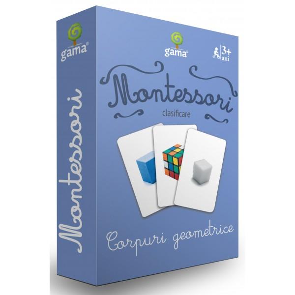 Carti de joc in stil Montessori - Corpuri geometrice [0]