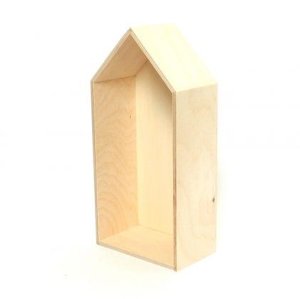 Casuta din lemn 0