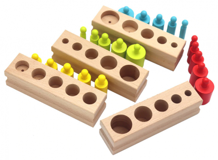 Cilindri in stil Montessori [0]