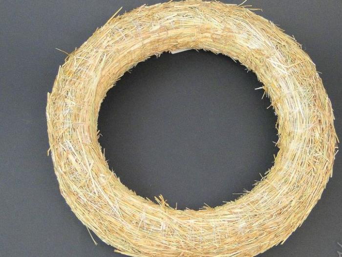 Coronita paie Φ30 cm [0]