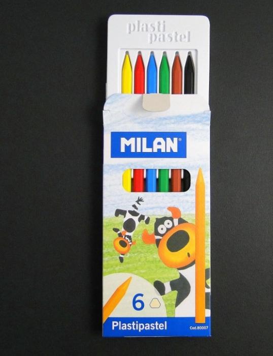 Creioane colorate cerate - Milan [0]