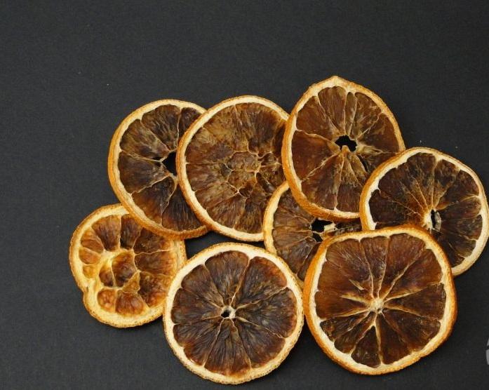 Felii de portocale uscate 0