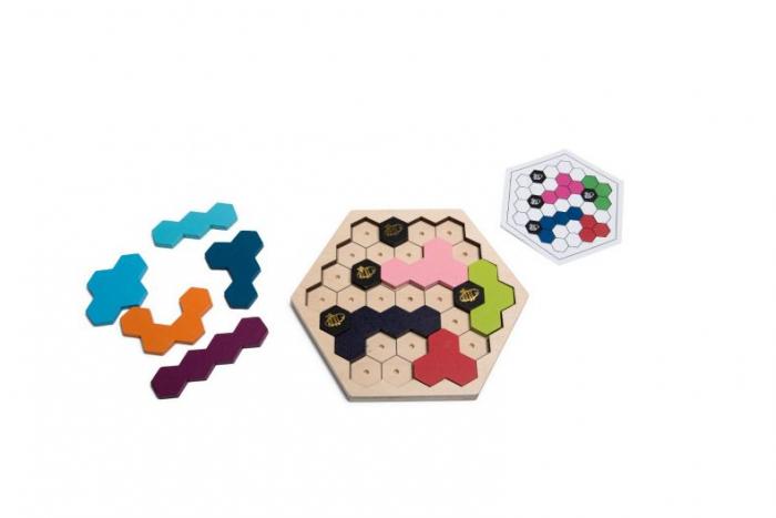 Puzzle Beezzz BS Toys - stup de albine [0]