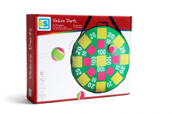 Darts cu velcro BS Toys [3]