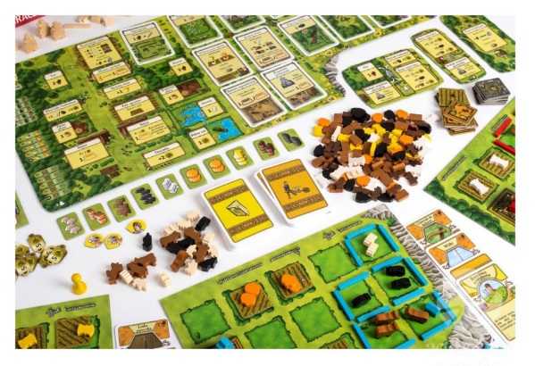 Joc Agricola Editia de Familie [1]