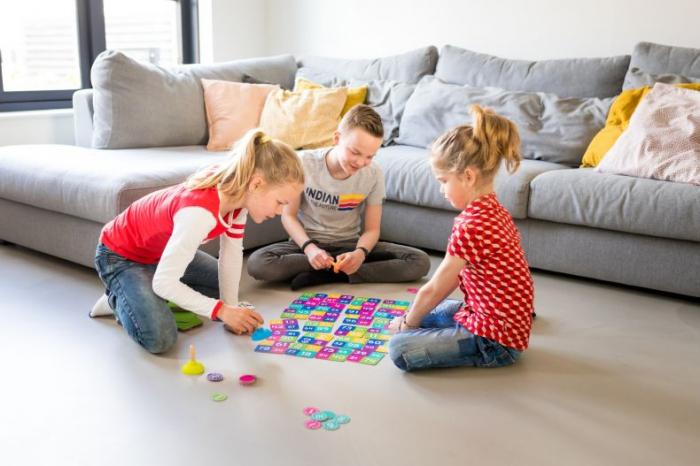 Joc matematic Tinutele crocodilului BS Toys 1
