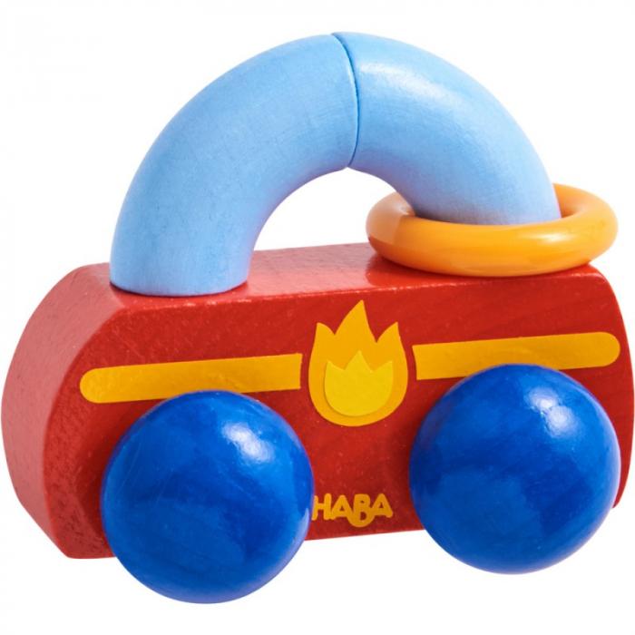 Jucarie pentru dentitie masina de curse, Haba 0