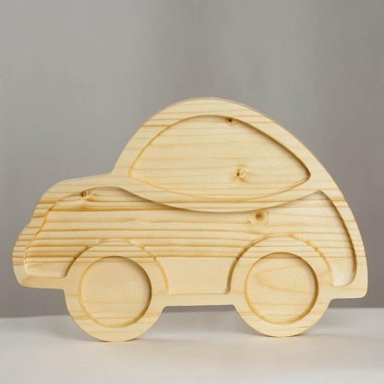 Tavita lemn - masinuta [0]