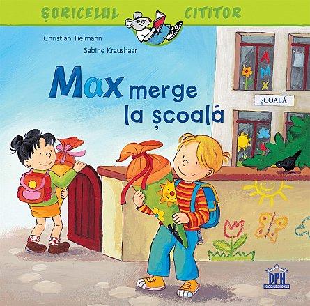 Max merge la scoala [0]