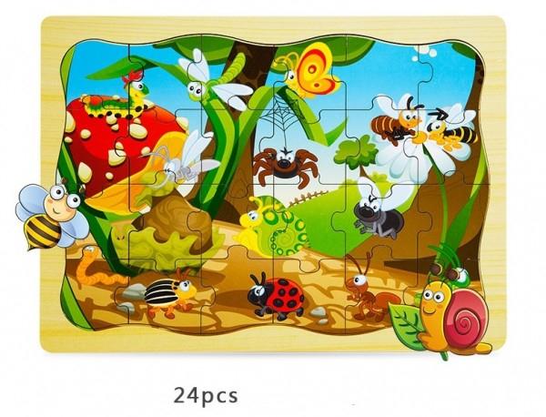 Puzzle insecte 0