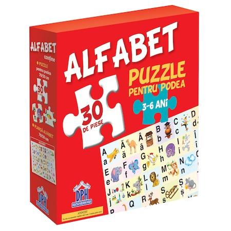Alfabetul - puzzle podea [0]