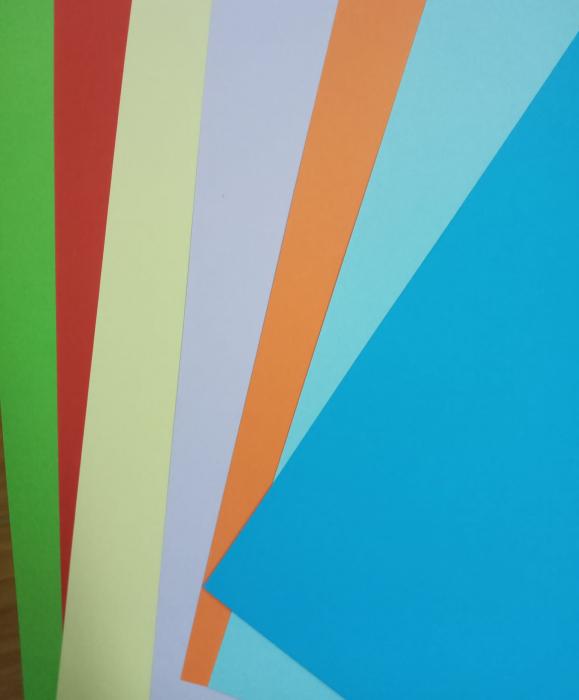 Set carton color [0]