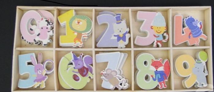 Set cifre 1