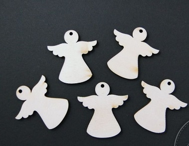 Figurine lemn - ingerasi 0