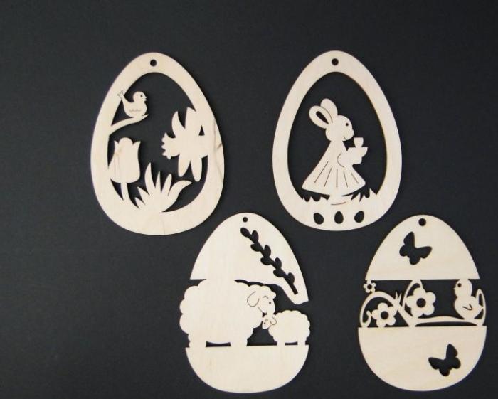 Set figurine ou cu model - Paste [1]