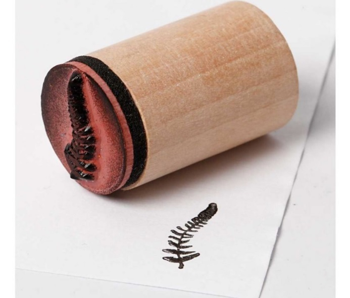 Stampile creative din lemn set [3]