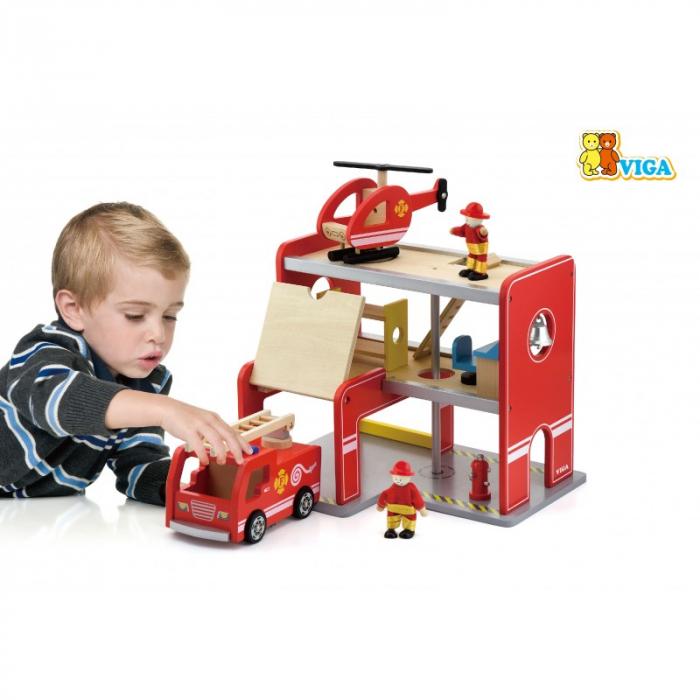 Statie de pompieri - Viga 1