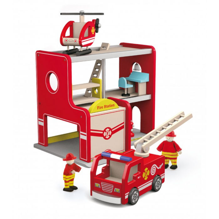 Statie de pompieri - Viga 2