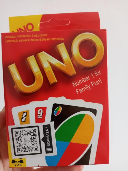 Uno - joc clasic [2]