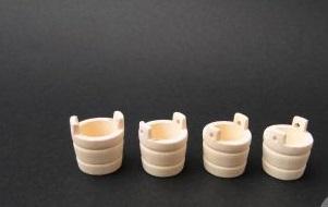 Set galeti / ulcele in miniatura pentru gradina 0