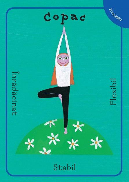 Yoga pentru toti: 50 de activitati distractive de yoga pentru copii si adulti [5]