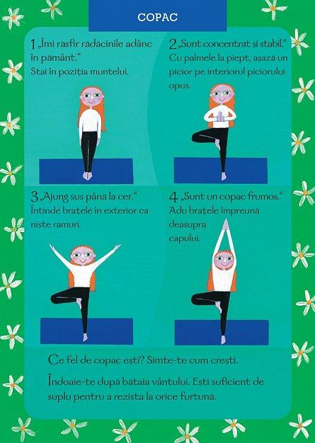 Yoga pentru toti: 50 de activitati distractive de yoga pentru copii si adulti [6]