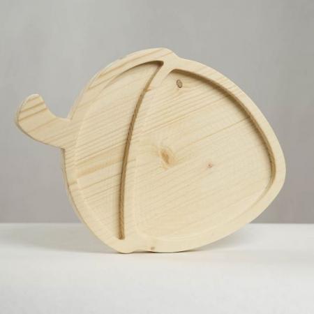 Tavita alunita / ghinda handmade - lucrata 100% manual1