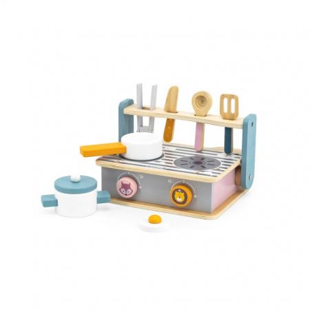 Bucătărie portabilă - aragaz si gratar PolarB Viga [2]