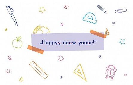 Calendarul meu anual: Invat limba engleza - de la 4 la 6 ani [3]