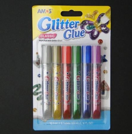 Adeziv cu sclipici - lipici glitterat [0]
