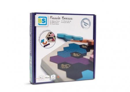 Puzzle Beezzz BS Toys - stup de albine [4]