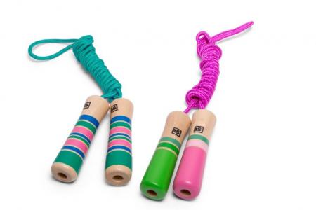 Coarda de sarit turqoise BS Toys [2]