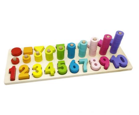 Joc numaratoare - abac cu forme si cercuri ( digital board curcubeu ) [1]
