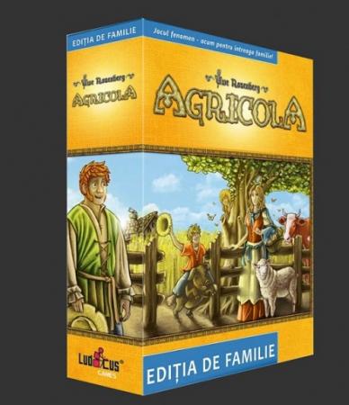 Joc Agricola Editia de Familie [0]