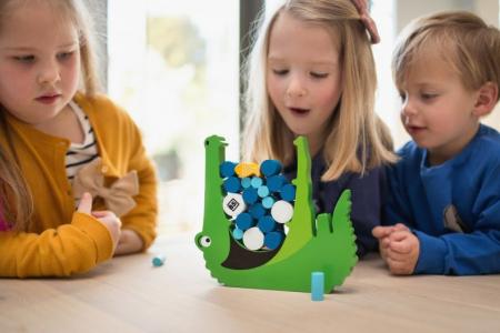 Joc de echilibru Crocodilul BS Toys [2]
