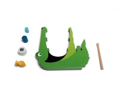 Joc de echilibru Crocodilul BS Toys [3]