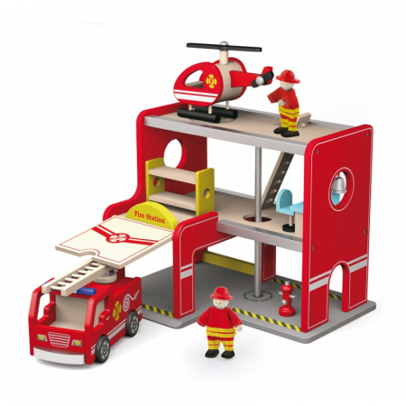 Statie de pompieri - Viga0