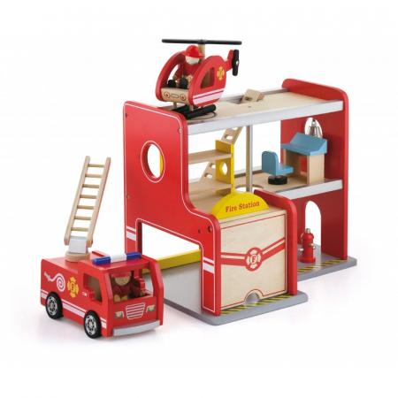 Statie de pompieri - Viga4